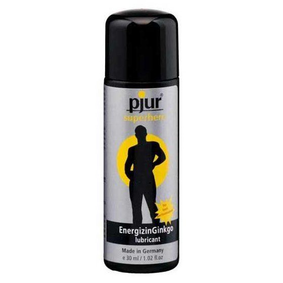 pjur Superhero vízbázisú síkosító, vitalizáló hatással (30 ml)