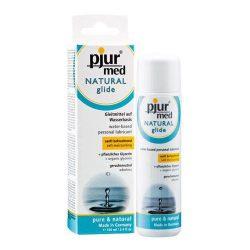 Pjur Med Natural vízbázisú síkosító (100 ml)