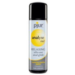 pjur analyse me! szilikonbázisú síkosító, anál használatra (250 ml)