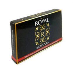 Royal kapszula (6 db)