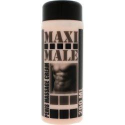 Maxi Male péniszápoló és vitalizáló krém (200 ml)