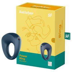 Satisfyer Rings 2. vibrációs péniszgyűrű, akkumulátorral