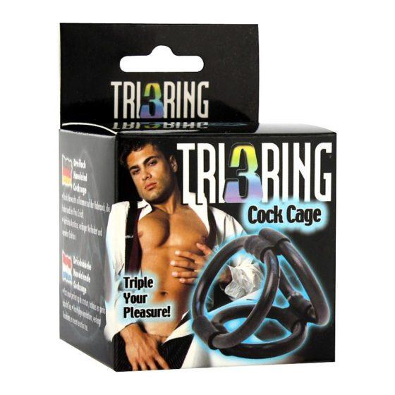 Tri 3 Ring here és péniszgyűrű
