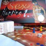 Sex Hunting 1. erotikus társasjáték AJÁNDÉKKAL