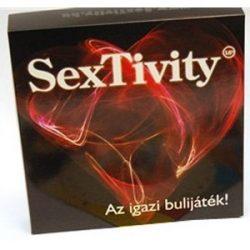 SexTivity erotikus társasjáték