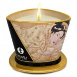 Shunga Desire Vanilla masszázsgyertya, vanília aromával (170 ml).