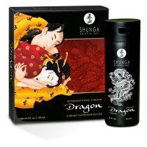 Shunga Dragon vágyfokozó krém uraknak