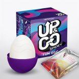 UP & Go Fun Egg Spidey mini maszturbátor