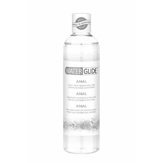 Water Glide vízbázisú síkosító anál használatra (300 ml)
