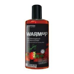 WARMup masszázsolajok